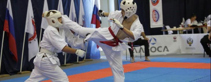 XI открытые Всероссийские юношеские Игры боевых искусств. Всестилевое каратэ. Итоги соревнований