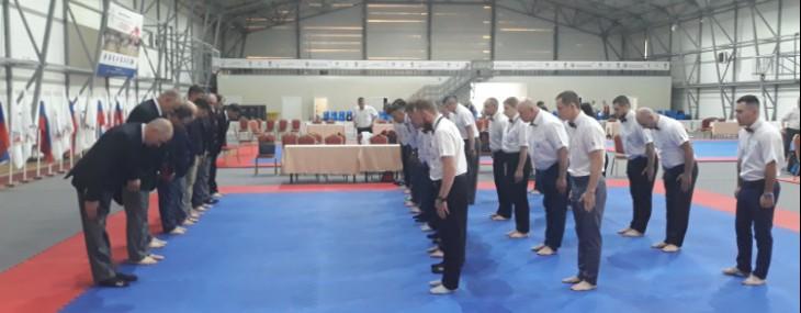Положение Всероссийского судейского семинара на  XII  Всероссийских юношеских Играх боевых искусств - 2019 года Федерации Всестилевого каратэ
