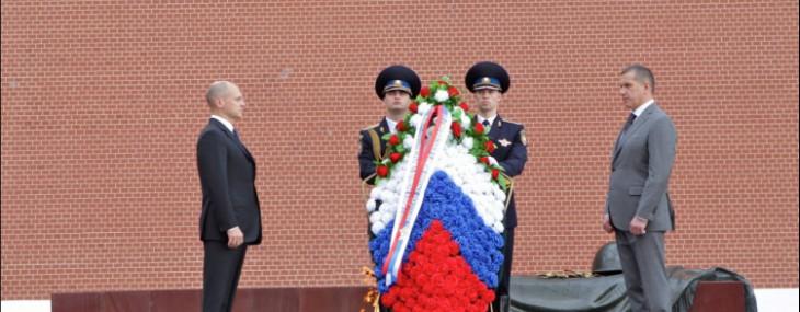 Поздравление Сопредседателей РСБИ с Днем защитника Отечества!