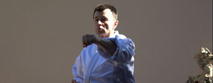 Алексей Штурмин: Основной целью карате является воспитание духа