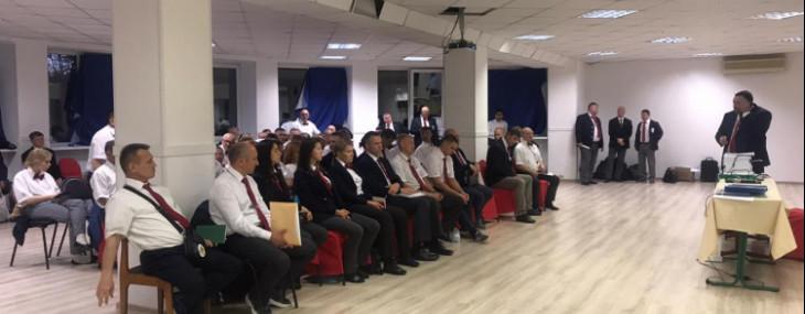В Покровском прошли судейские семинары в преддверии Чемпионата России по всестилевому каратэ