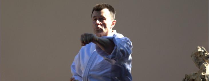 Приветствие Алексея Штурмина гостям и участникам Чемпионата России по всестилевому каратэ