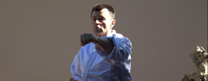 Приветствие Алексея Штурмина гостям и участникам Первенства и Кубка России по всестилевому каратэ