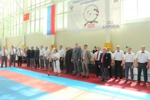 Чемпионат России по всестилевому каратэ. Фоторепортаж