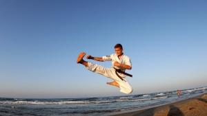 X Игры в Анапе. Соревнования по всестилевому каратэ. Фоторепортаж