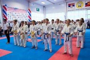 Всероссийские соревнования по всестилевому каратэ в Тольятти. Фоторепортаж