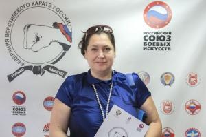 ФВКР поздравляет Софью Касьянову с Днем рождения!