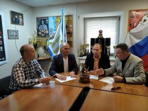 В Санкт-Петербурге прошло совещание по вопросам проведения «Кубка Петра Великого» по всестилевому каратэ