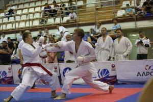 Чемпионат России по всестилевому каратэ. Анонс на 22 сентября