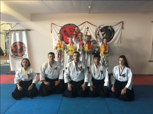Первенство Тамбовского клуба «Шинари» по Фудокан каратэ