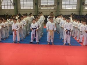 Чемпионат и первенство Дагестана по всестилевому каратэ