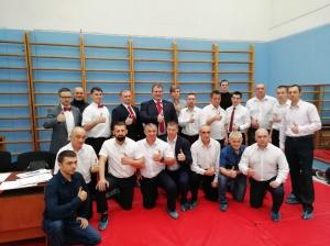 Краевой судейский семинар в Краснодаре