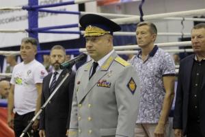 Поздравление Героя России Андрея Мерзликина с Днем Защитника Отечества!